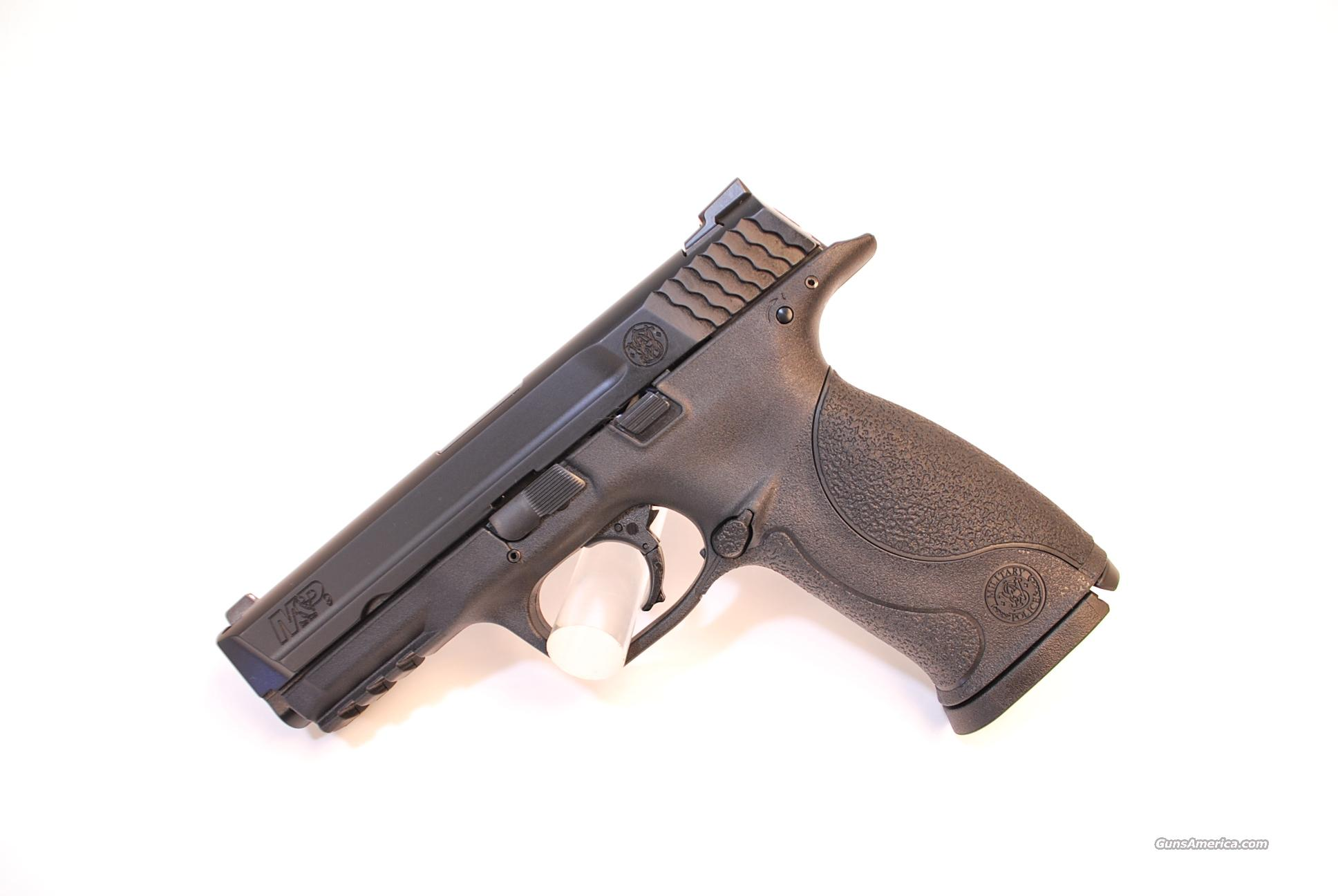 Smith & Wesson M&P9 Range Kit 9mm NEW 9 S&W SW  Guns > Pistols > Smith & Wesson Pistols - Autos > Polymer Frame