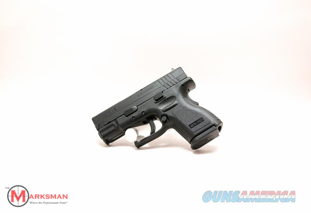 Springfield XD Subcompact 9mm NEW   Guns > Pistols > Springfield Armory Pistols > XD (eXtreme Duty)