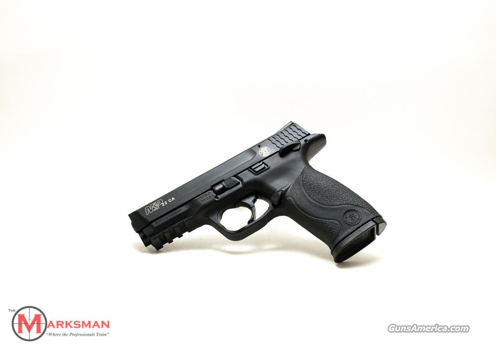 Smith and Wesson M&P22 .22 lr CA Compliant NEW  Guns > Pistols > Smith & Wesson Pistols - Autos > .22 Autos