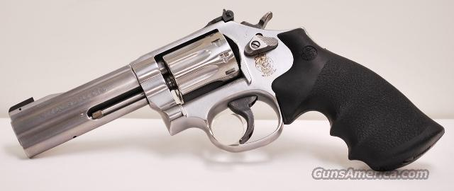 Smith and Wesson 617 .22 lr,10 shot  Guns > Pistols > Smith & Wesson Revolvers > Full Frame Revolver