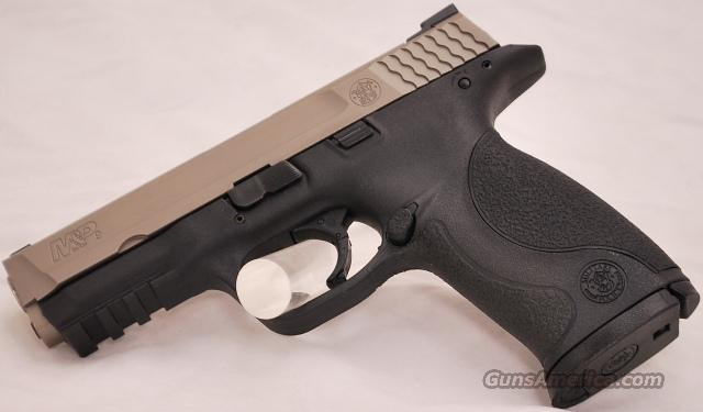 Smith and Wesson M&P 9, 9MM, Nickle Boron Coated slide   Guns > Pistols > Smith & Wesson Pistols - Autos > Polymer Frame