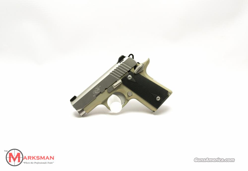 Kimber Stainless Micro Carry .380 ACP NEW Free Shipping  Guns > Pistols > Kimber of America Pistols