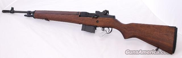 Springfield Loaded M1A with Walnut Stock 308 Win  Guns > Rifles > Springfield Armory Rifles > M1A/M14