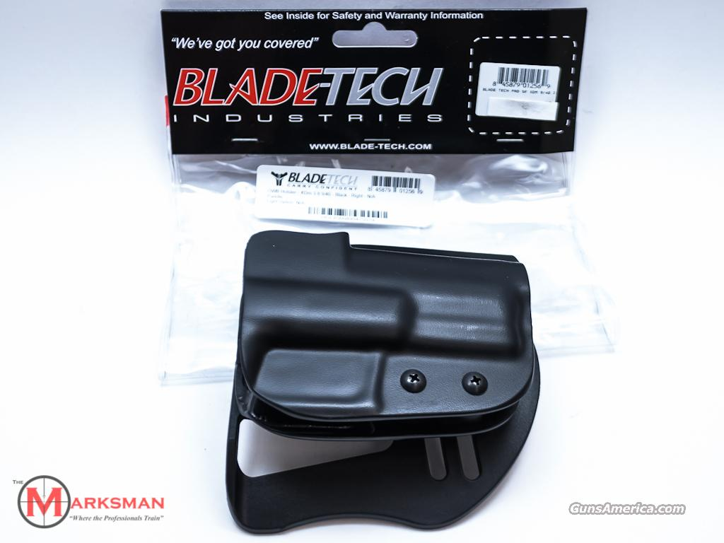 Blade-Tech Paddle Holster Springfield XDM 9 40 NEW  Non-Guns > Holsters and Gunleather > Concealed Carry