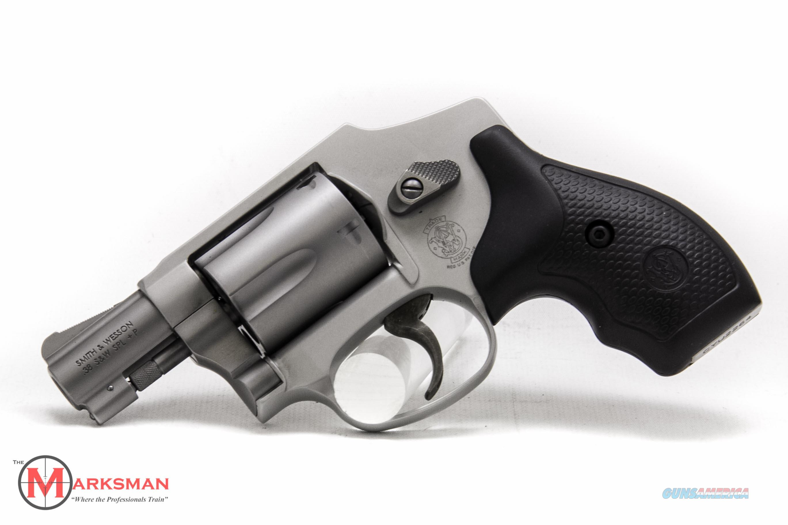 Smith and Wesson 642 38 Special +P NEW Lockless  Guns > Pistols > Smith & Wesson Revolvers > Performance Center