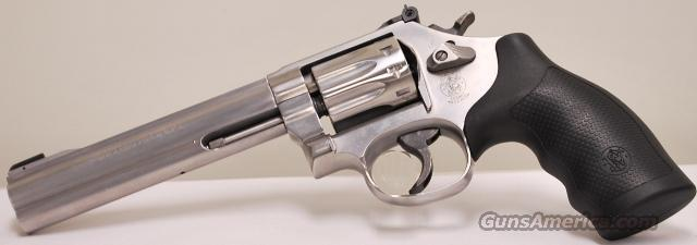 Smith and Wesson 617 .22 LR revolver  Guns > Pistols > Smith & Wesson Revolvers > Full Frame Revolver