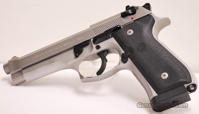 Beretta 96 INOX .40 Smith and Wesson  Guns > Pistols > Beretta Pistols > Model 96 Series