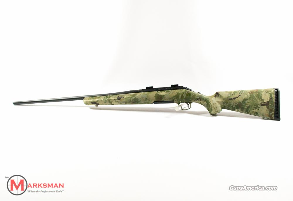 Ruger American .308 Winchester NEW Wolf Camo  Guns > Rifles > Ruger Rifles > American