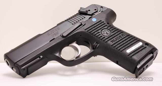 Ruger P95, Blued 9mm  Guns > Pistols > Ruger Semi-Auto Pistols > P-Series