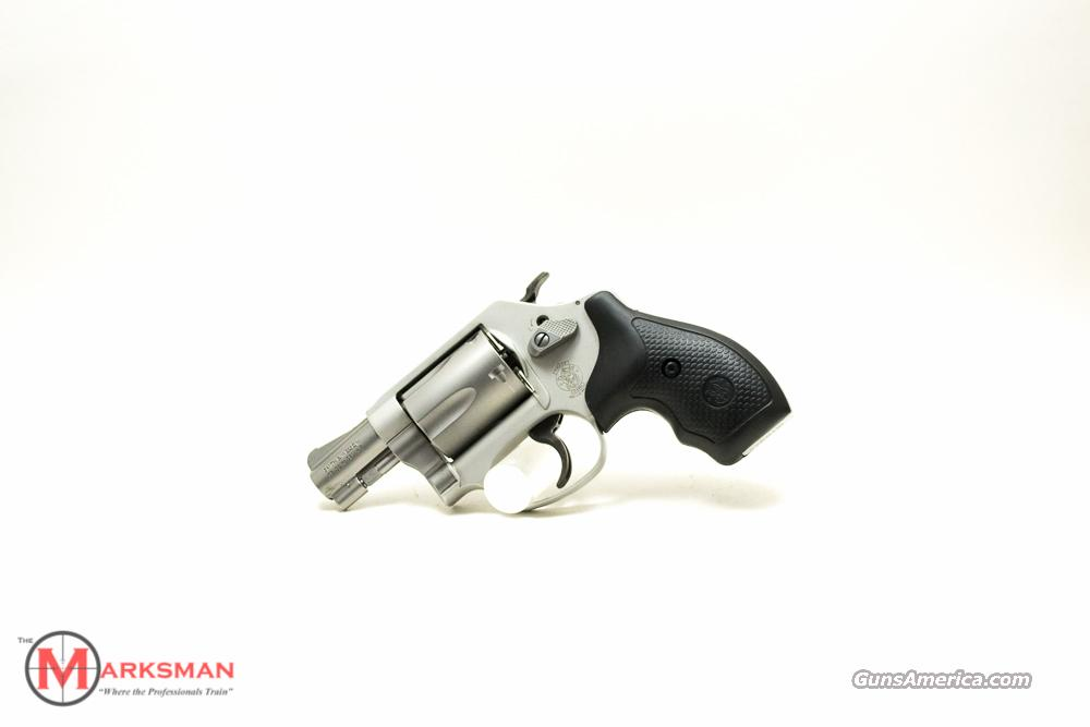 Smith and Wesson 637 Airweight, .38 Special +P  Guns > Pistols > Smith & Wesson Revolvers > Pocket Pistols