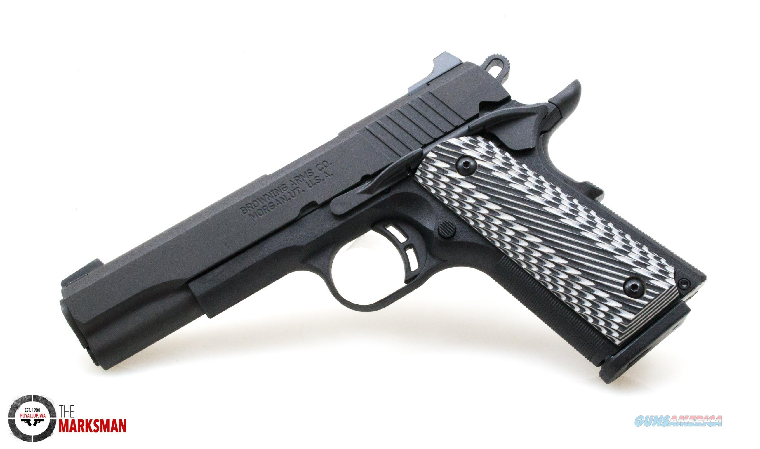 Browning 1911-380 Black Label Pro .380 ACP NEW  Guns > Pistols > Browning Pistols > Other Autos