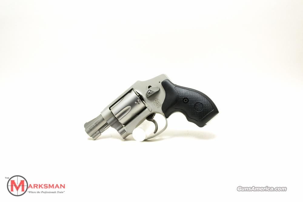Smith and Wesson 642 Airweight .38 Special +P New  Guns > Pistols > Smith & Wesson Revolvers > Pocket Pistols