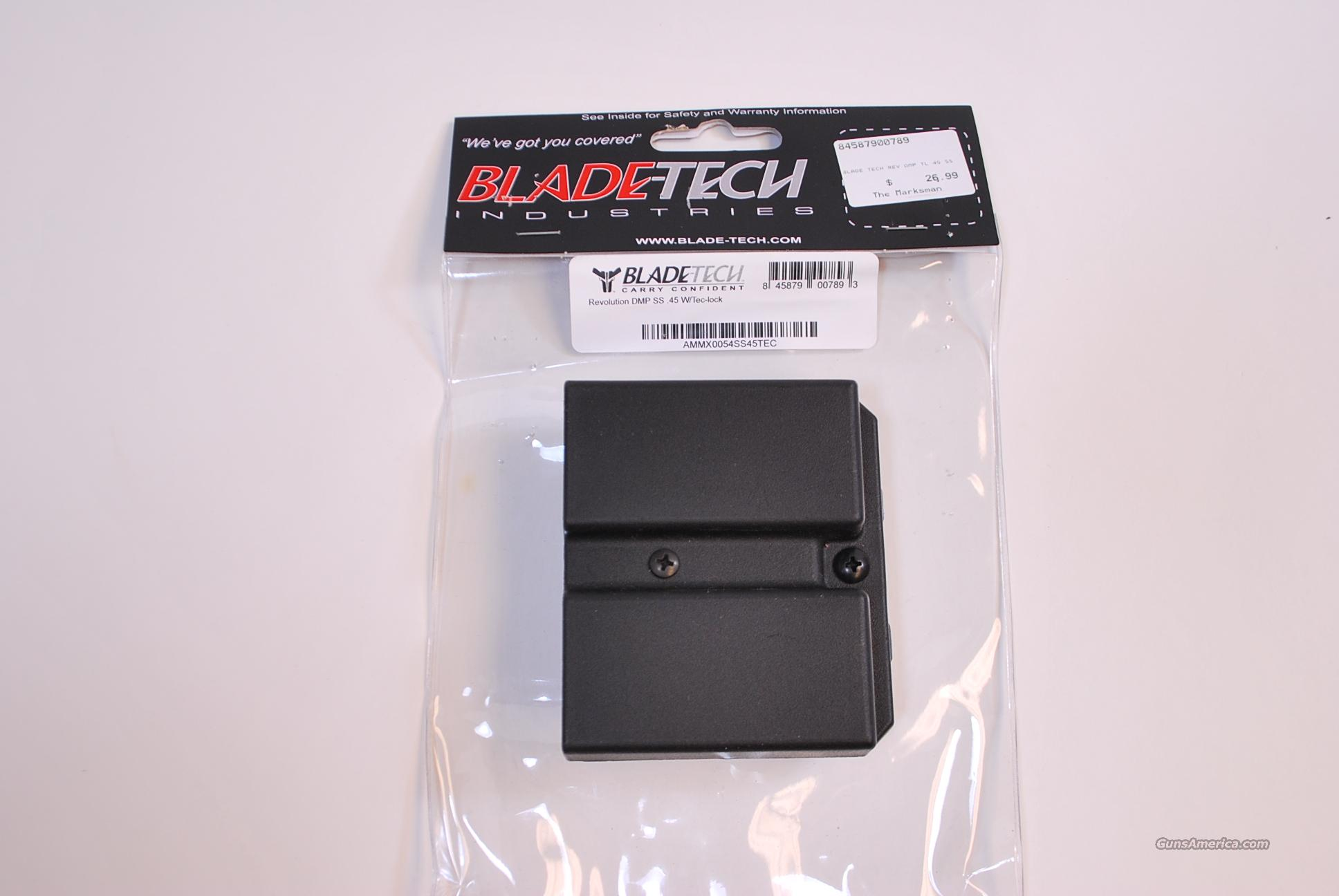 Blade Tech Double Magazine Pouch with Tek Lok 45 NEW  Non-Guns > Holsters and Gunleather > Concealed Carry