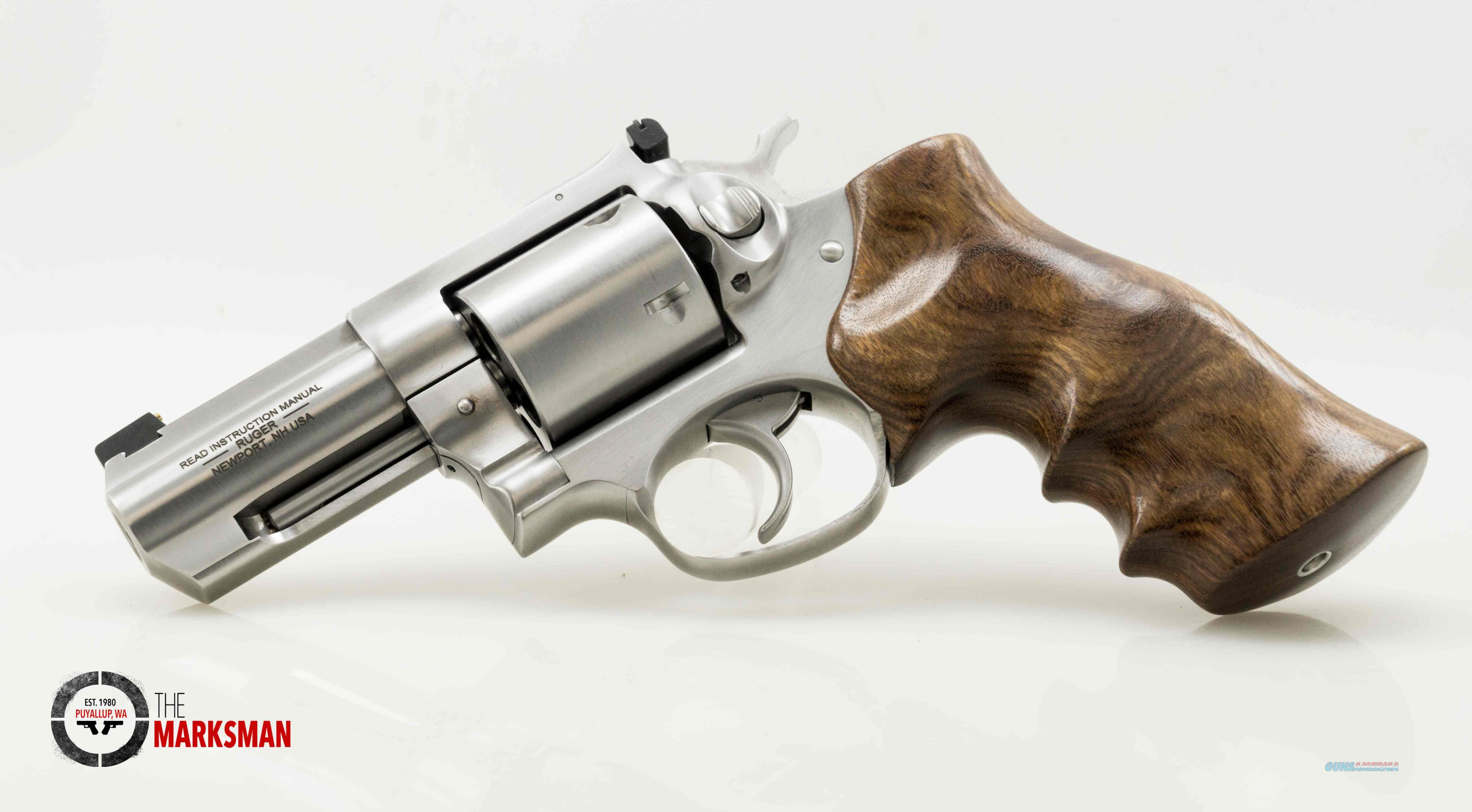 Ruger GP100, .44 Special, Wood Grips, Talo Exclusive  Guns > Pistols > Ruger Double Action Revolver > GP100