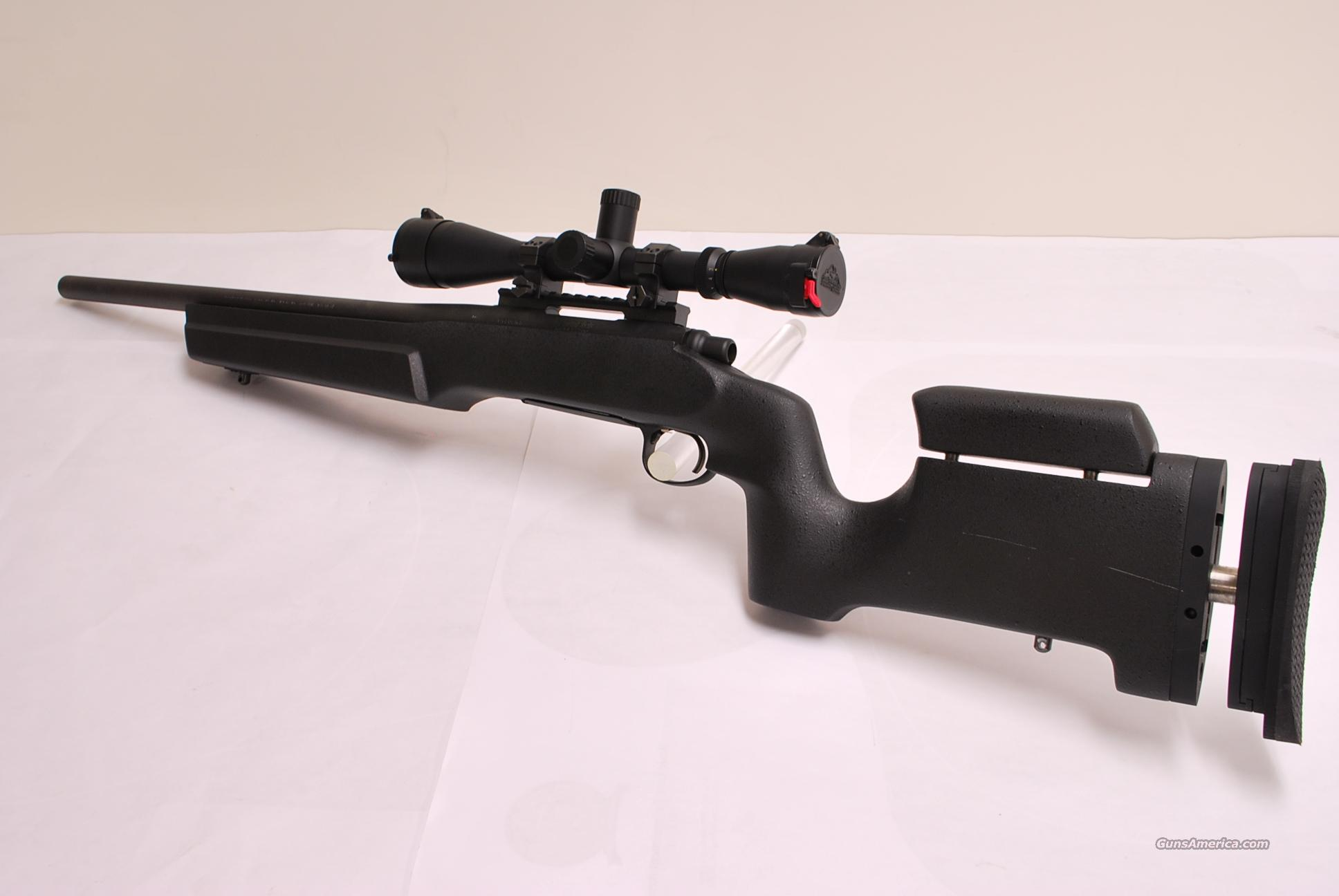 Remington 700 SPS Tactical .308 Win USED 308  Guns > Rifles > Remington Rifles - Modern > Bolt Action Non-Model 700 > Tactical