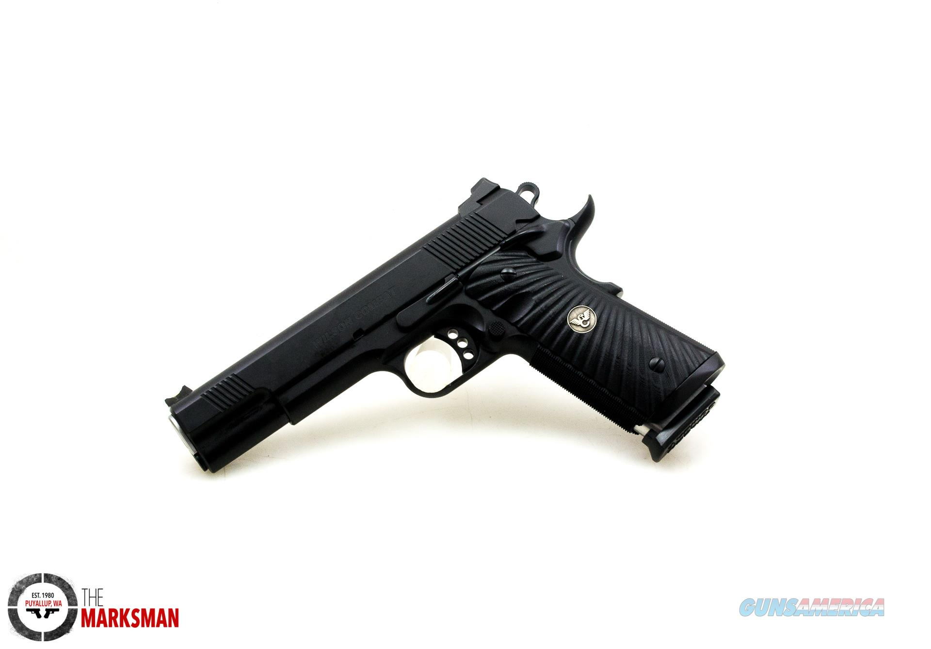 Wilson Combat CQB, .45 ACP, With Ambidextrous Thumb Safety and Magwell NEW  Guns > Pistols > Wilson Combat Pistols