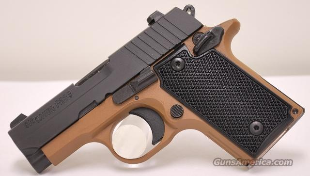 Sig Sauer P238 Copperhead .380ACP P238 Snake 380  Guns > Pistols > Sig - Sauer/Sigarms Pistols > P239