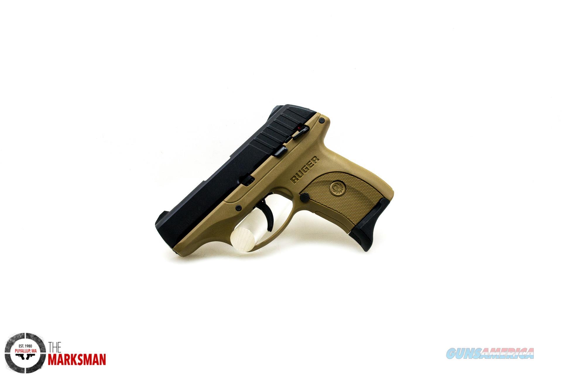 Ruger EC9s, 9mm, Flat Dark Earth NEW  Guns > Pistols > Ruger Semi-Auto Pistols > EC9