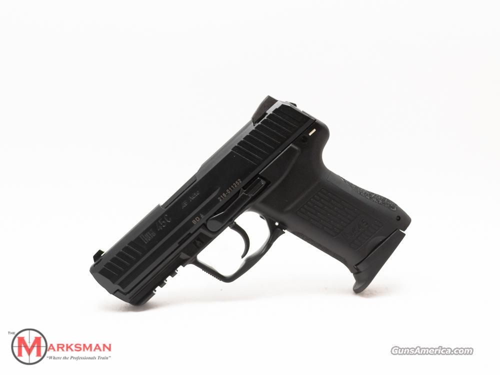 Heckler and Koch HK45C Variant 7 .45 ACP NEW 745037-A5 LEM  Guns > Pistols > Heckler & Koch Pistols > Polymer Frame