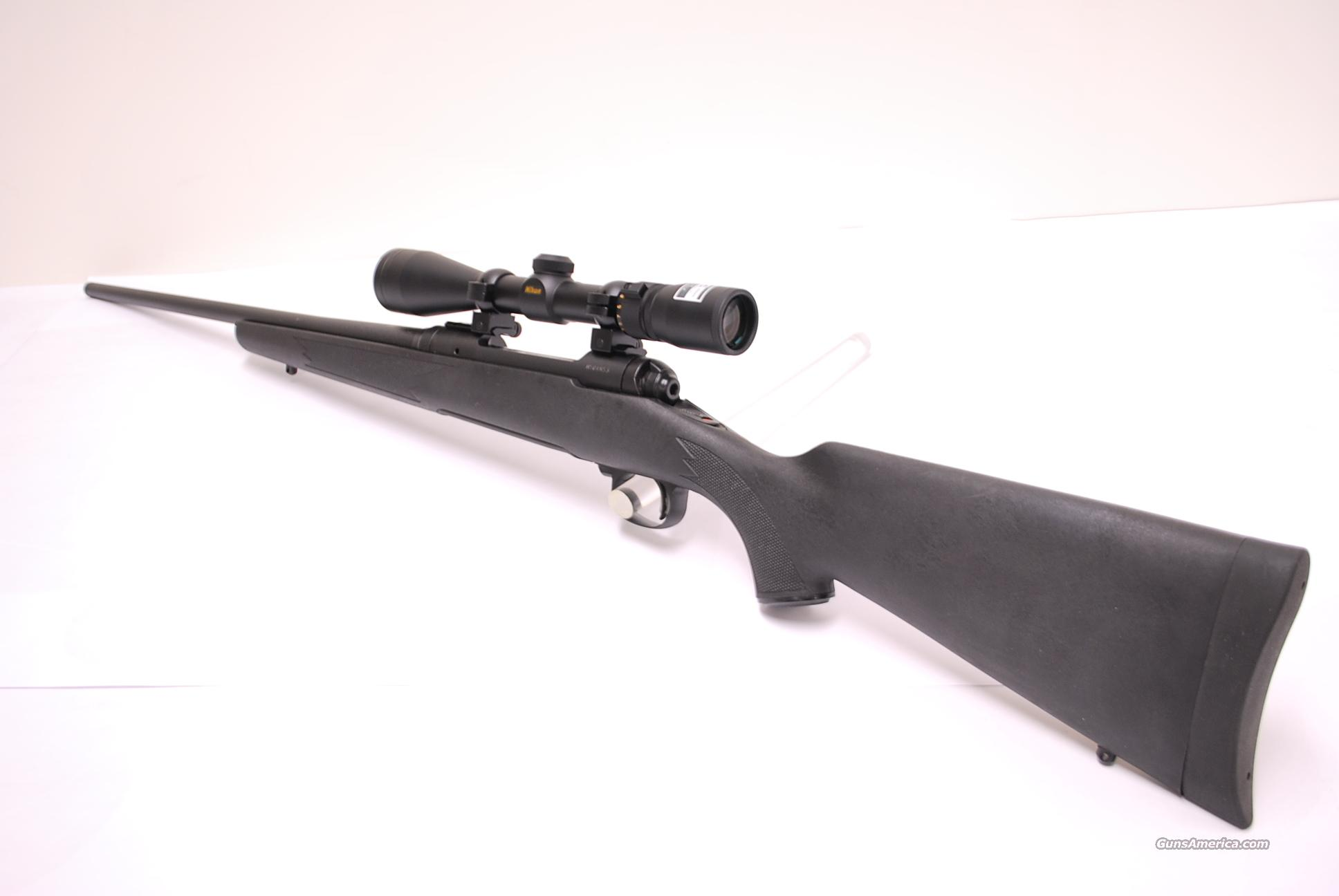 Savage Arms 111 Trophy Hunter XP .30-06  Guns > Rifles > Savage Rifles > Standard Bolt Action > Sporting