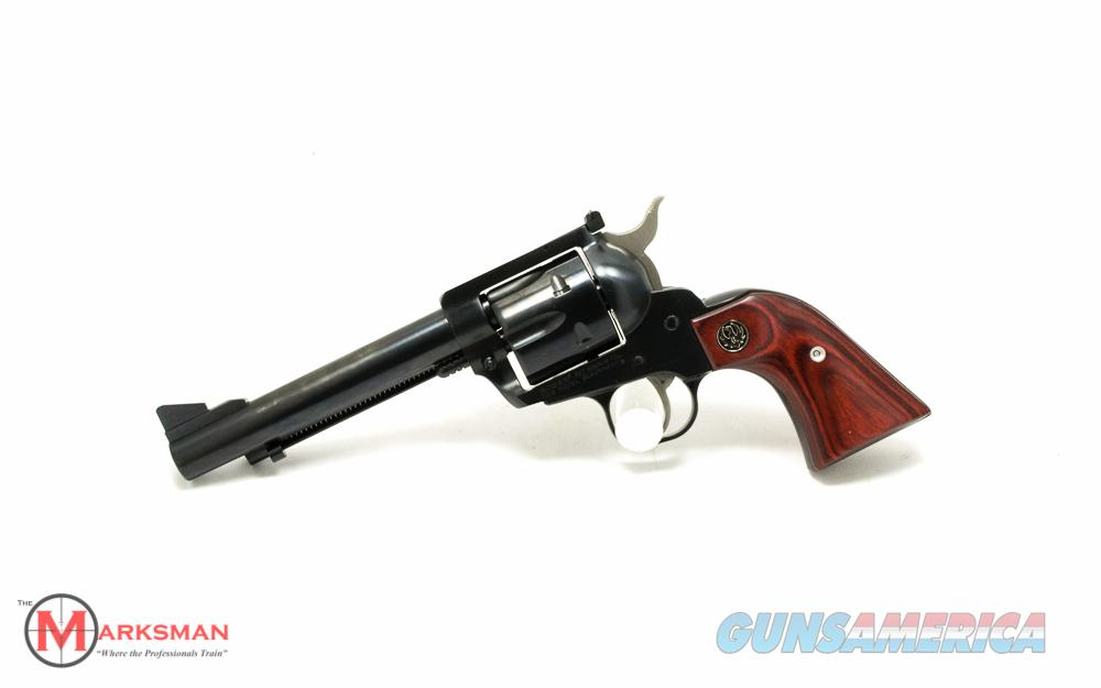 Ruger Blackhawk Flattop Convertible .357 Magnum/9mm NEW Lipsey's Exclusive  Guns > Pistols > Ruger Single Action Revolvers > Blackhawk Type
