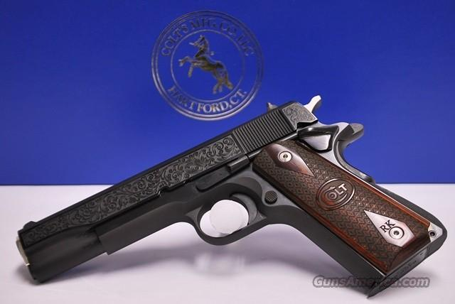 Colt Rudolph Kornbrath 1911 1 of 300 NEW 45 ACP  Guns > Pistols > Colt Commemorative Pistols