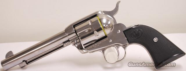 Ruger Stainless Convertible Vaquero .45 Colt/ACP   Guns > Pistols > Ruger Single Action Revolvers > Single Six Type