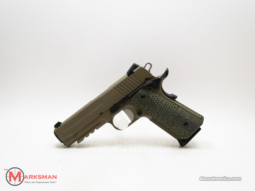 Sig Sauer 1911 Carry Scorpion .45 ACP NEW 45  Guns > Pistols > Sig - Sauer/Sigarms Pistols > 1911