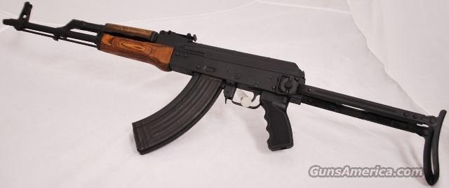 CIA AKMS, Underfolding Polish AK-47, 7.62x39  Guns > Rifles > AK-47 Rifles (and copies) > Folding Stock