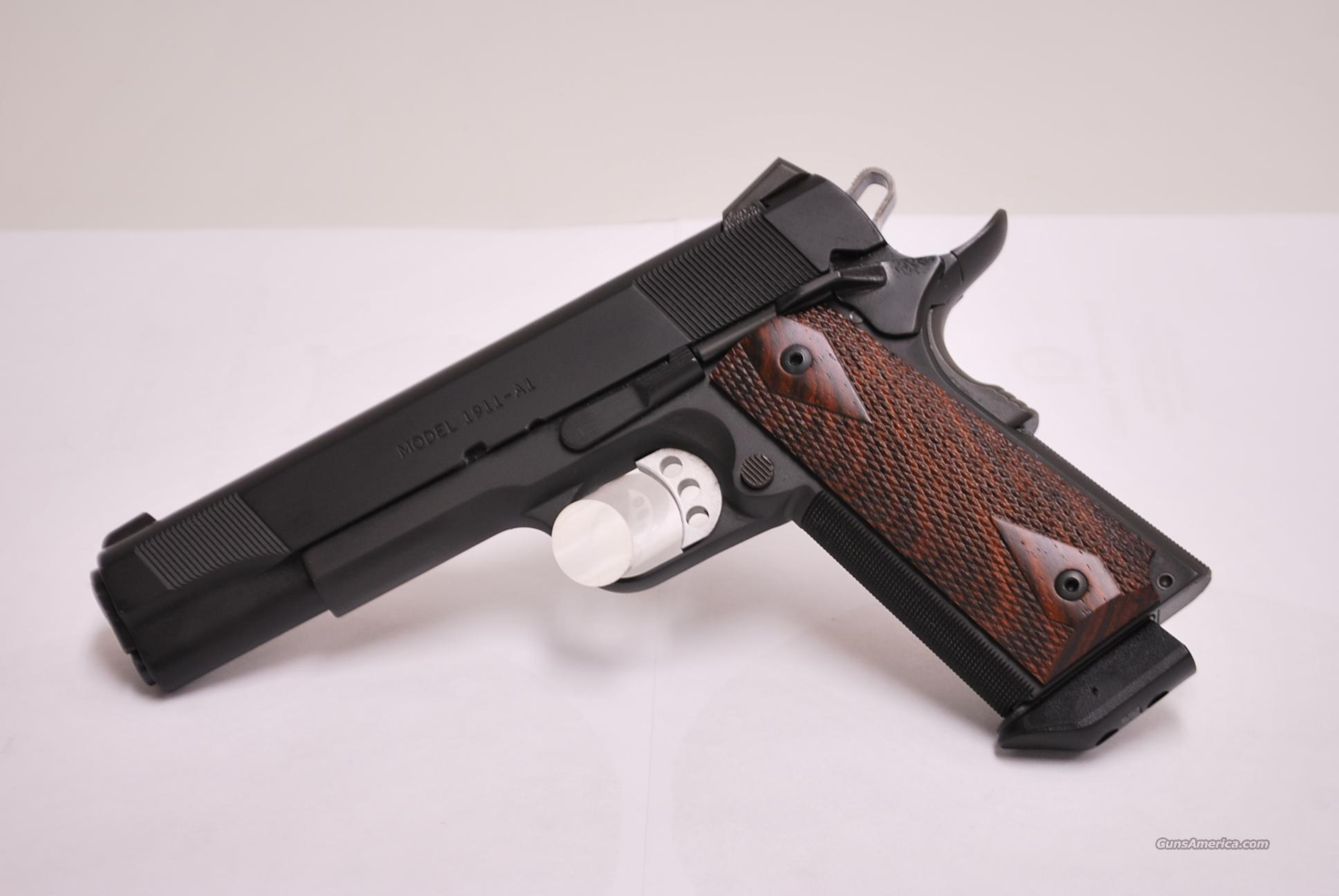 Rock River Arms 1911 A-1, .45, 5 inch barrel  Guns > Pistols > 1911 Pistol Copies (non-Colt)
