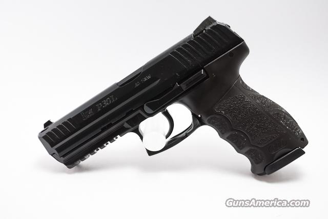 Heckler and Koch P30L, V2, .40 S&W NEW  Guns > Pistols > Heckler & Koch Pistols > Polymer Frame