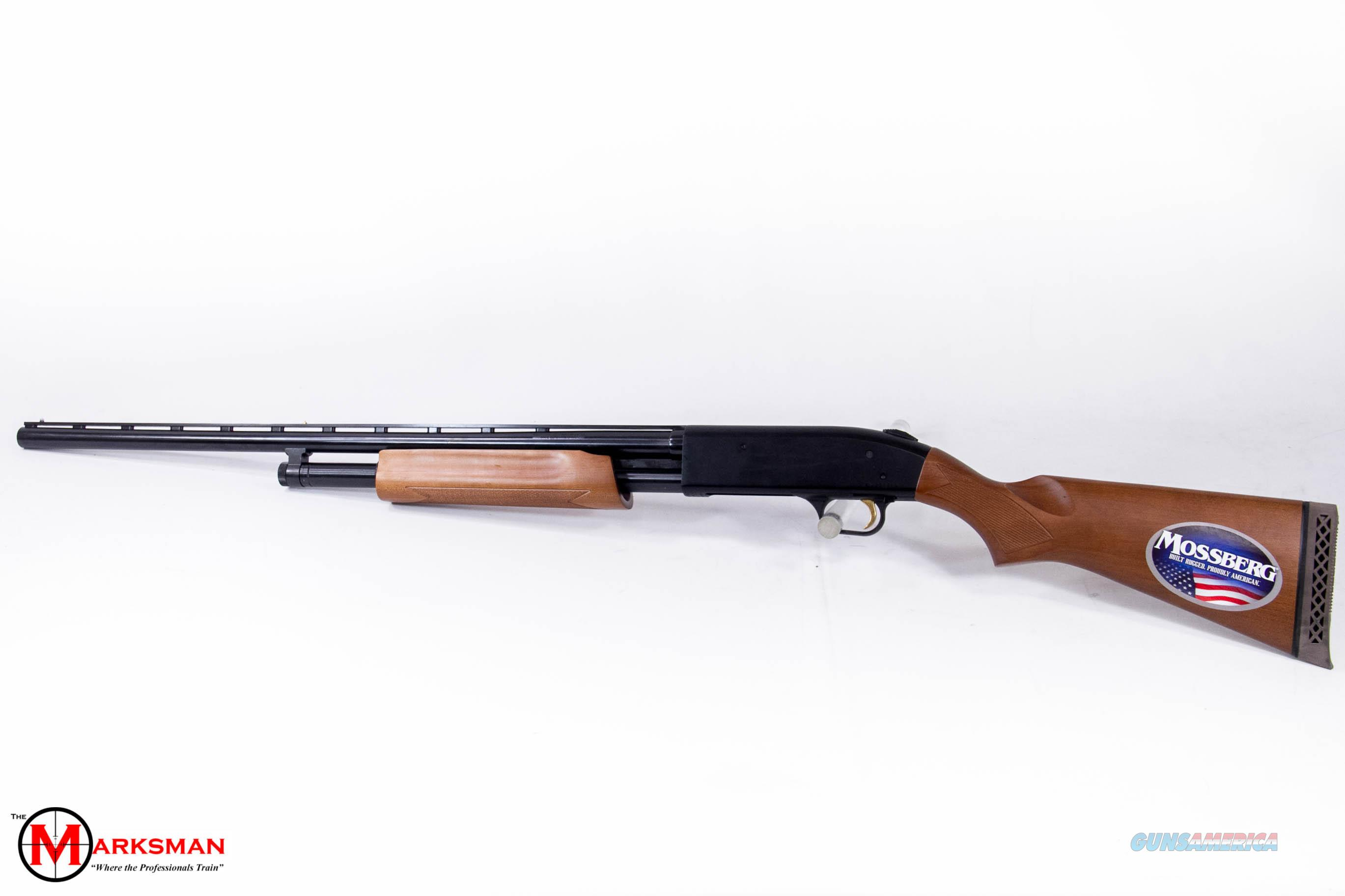 Mossberg 500 Hunting All Purpose Field, 20 Gauge   Guns > Shotguns > Mossberg Shotguns > Pump > Sporting