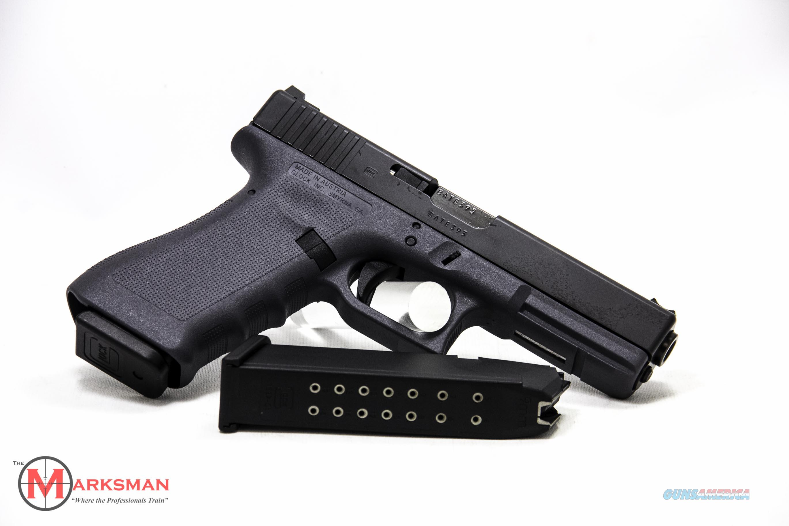 Glock 17 Generation 3, 9mm, Gray NEW Lipsey's/Vickers Tactical Exclusive  Guns > Pistols > Glock Pistols > 17