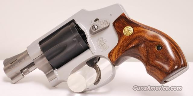 Smith and Wesson 642 Magnaported .38 Spec +P  Guns > Pistols > Smith & Wesson Revolvers > Pocket Pistols