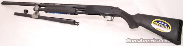 "Mossberg ""3 in 1"" 500 Shotgun 12 gauge  Guns > Shotguns > Mossberg Shotguns > Pump > Tactical"