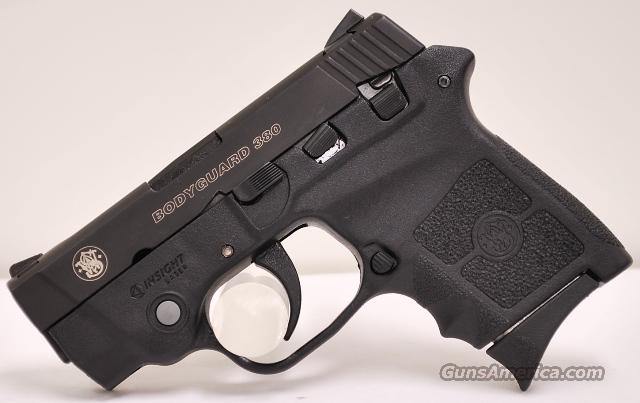 Smith and Wesson Bodyguard 380 .380 ACP  Guns > Pistols > Smith & Wesson Revolvers > Pocket Pistols