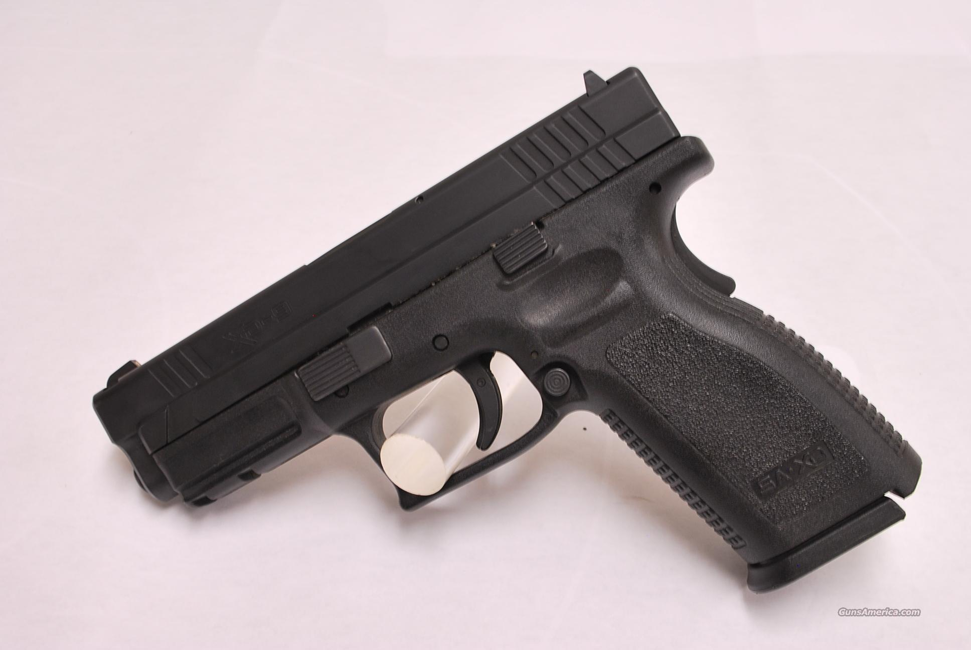 Springfield XD9 9mm USED XD 9  Guns > Pistols > Springfield Armory Pistols > XD (eXtreme Duty)