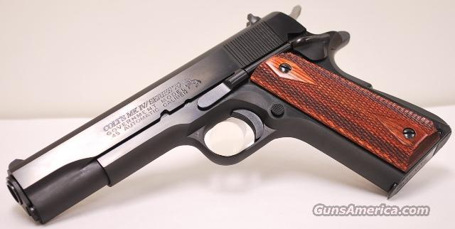 Colt Government Model 45 ACP 1911, Series 70  Guns > Pistols > Colt Automatic Pistols (1911 & Var)