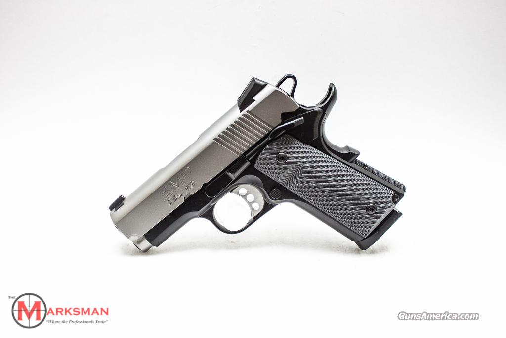 Springfield EMP 40, G10 Grips NEW .40 Smith and Wesson 1911  Guns > Pistols > Springfield Armory Pistols > 1911 Type