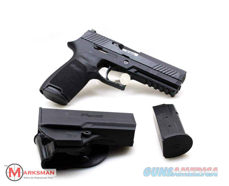 Sig Sauer P320 Full Size, .45 ACP, Night Sights NEW Free Shipping  Guns > Pistols > Sig - Sauer/Sigarms Pistols > P320