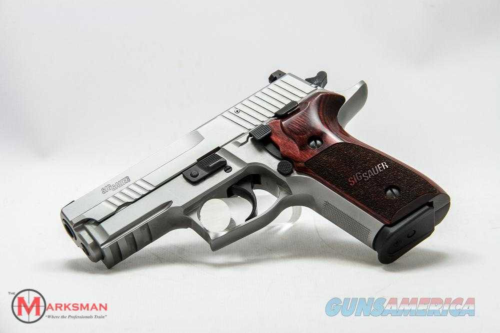 Sig Sauer P229 Elite Stainless 9mm NEW  Guns > Pistols > Sig - Sauer/Sigarms Pistols > P229