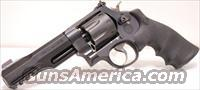 Smith and Wesson 327 M&P R8 357 Magnum 38 Special  Guns > Pistols > Smith & Wesson Revolvers > Performance Center