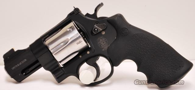 Smith & Wesson 329PD Alaska Backpacker 44 Magnum  Guns > Pistols > Smith & Wesson Revolvers > Full Frame Revolver