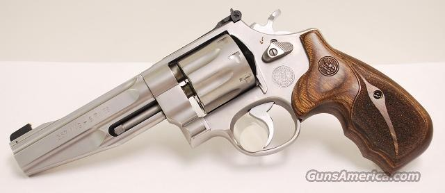 Smith & Wesson Performance Center 627 357 mag  Guns > Pistols > Smith & Wesson Revolvers > Performance Center