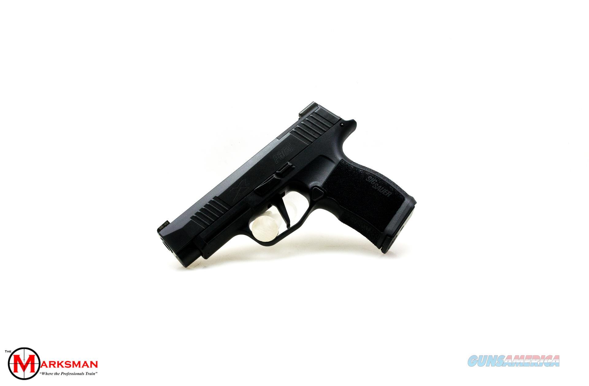 "Sig Sauer P365XL, 9mm, 3.7"" Barrel NEW 365XL-9-BXR3  Guns > Pistols > Sig - Sauer/Sigarms Pistols > P365"