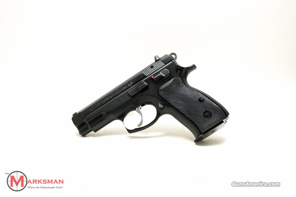 CZ 75 Compact 9mm NEW Steel frame 91190  Guns > Pistols > CZ Pistols