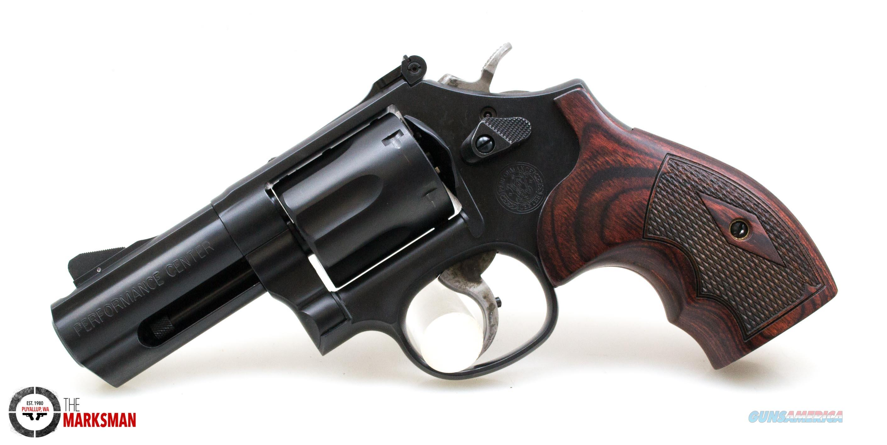 Smith and Wesson Performance Center 19 Carry Comp, .357 Magnum  Guns > Pistols > Smith & Wesson Revolvers > Performance Center