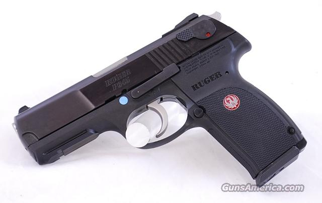 Ruger P345 45 ACP Blued  Guns > Pistols > Ruger Semi-Auto Pistols > P-Series