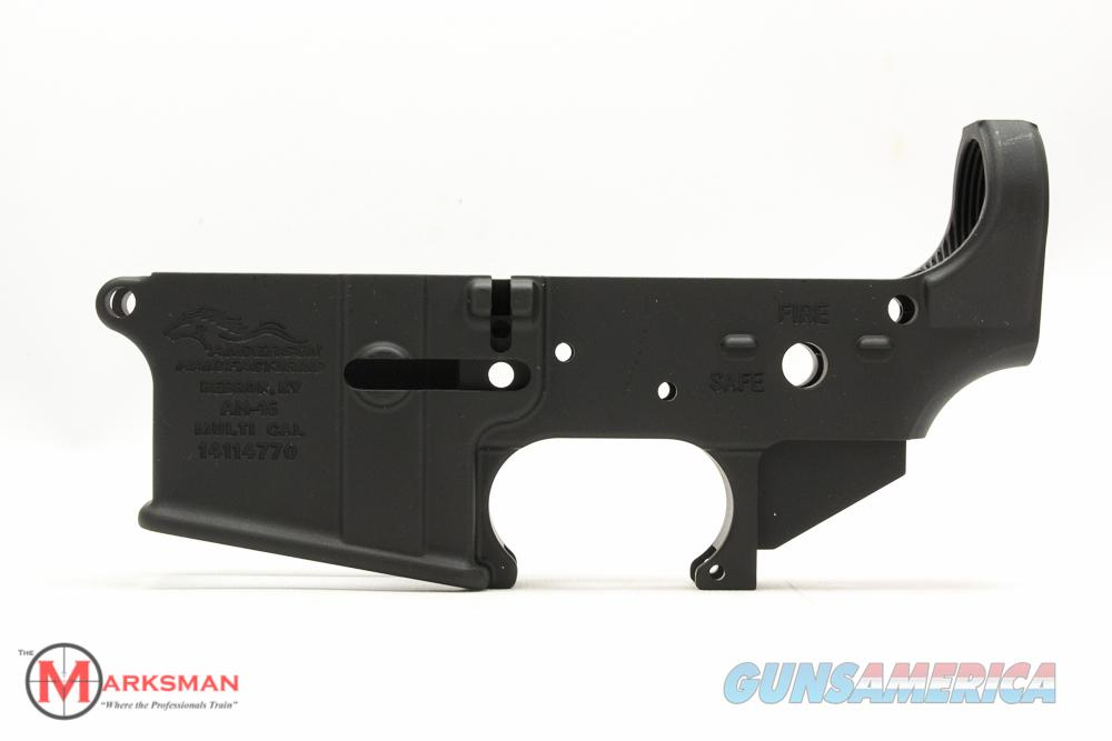 Anderson Manufacturing Stripped AR-15 Lower Receiver NEW  Guns > Rifles > AR-15 Rifles - Small Manufacturers > Lower Only