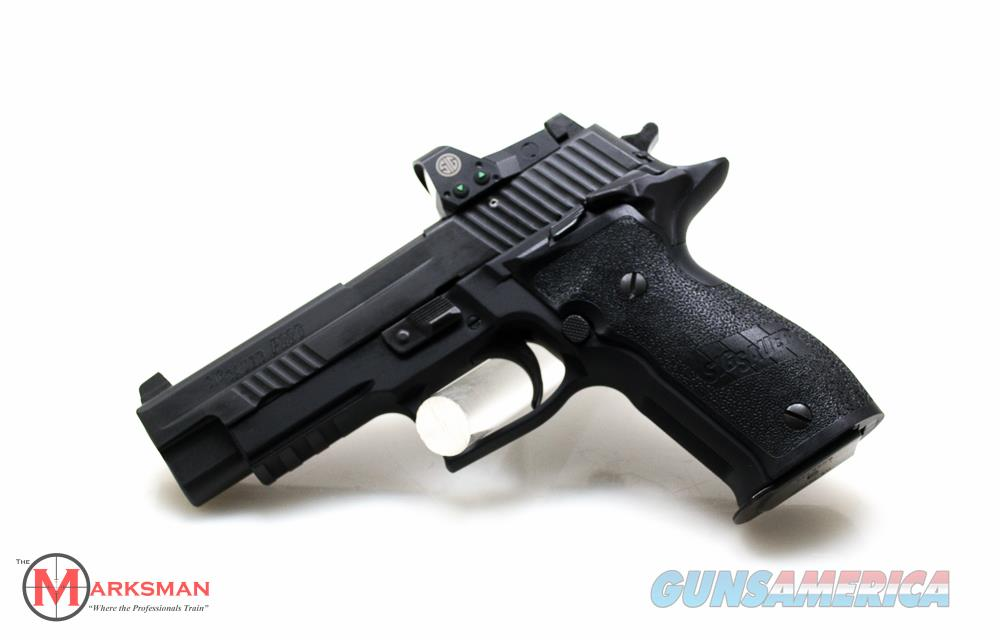 Sig Sauer P226 RX, 9mm, Single Action Only NEW 15 Round Magazines  Guns > Pistols > Sig - Sauer/Sigarms Pistols > P226